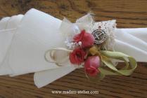 Porta guardanapo de rolinho de papel higiênico