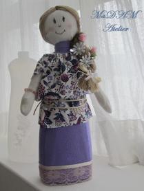 Minha primeira eco boneca